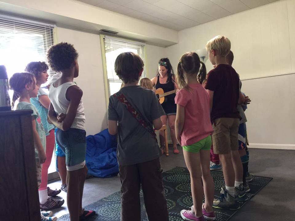 Children's Museum summer camp 2016